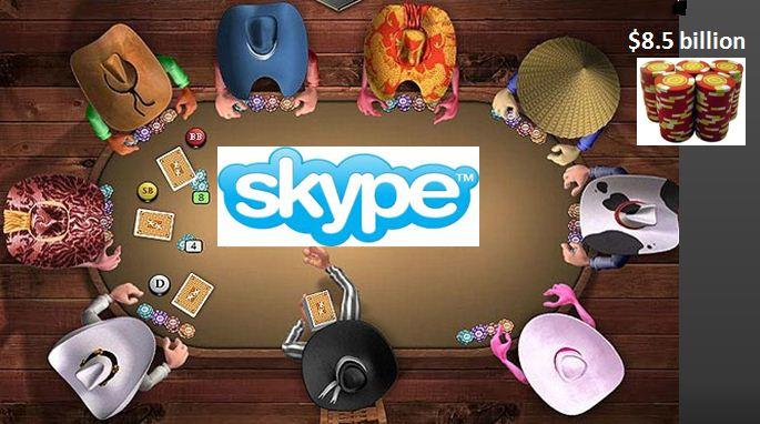 SkypePoker